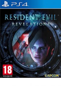 Capcom PS4 Resident Evil Revelations HD