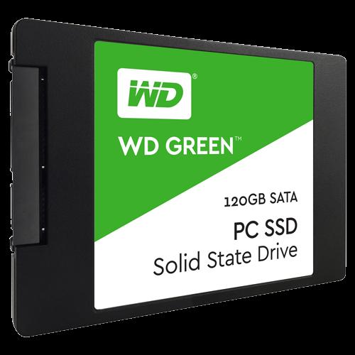 WD Green SSD 120GB SATA3 WDS120G1G0A