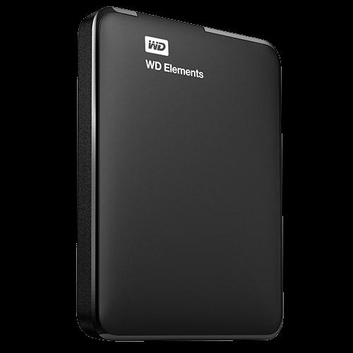 WD Elements Portable 2.5 1.5TB (WDBU6Y0015BBK-WESN)