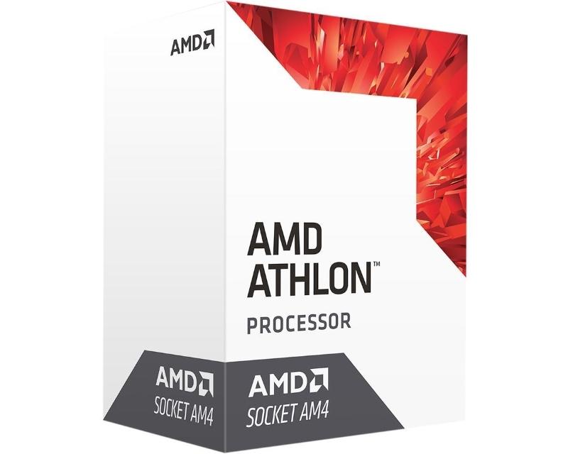 AMD AM4 Athlon X4 950 4 cores 3.5GHz (3.8GHz) Box