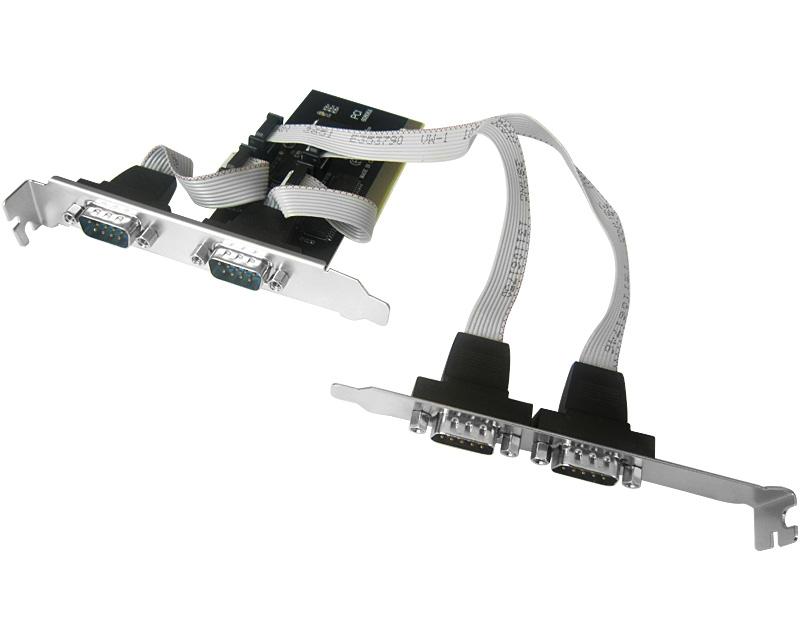 PCI kontroler 4xSerial