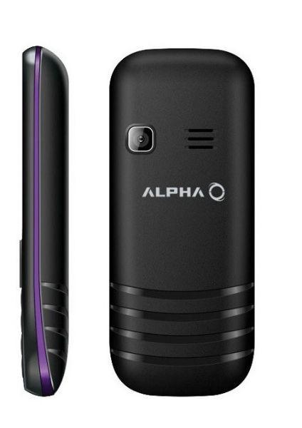 Alpha D1 Ljubicasta DS Mobilni Telefon