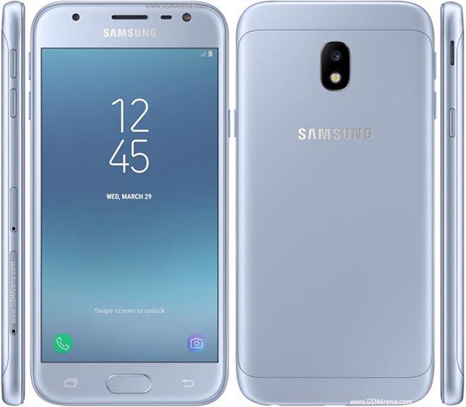 Samsung J330 Srebrna