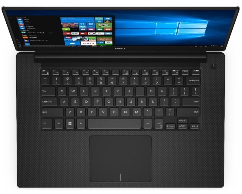 DELL Precision M5520 CTO 15.6 FHD Intel Core i5-7300HQ 2.5GHz (3.5GHz) 8GB 256GB SSD nVidia Quadro M1200 4GB 6-cell Windows 10 Professional 64bit 3y