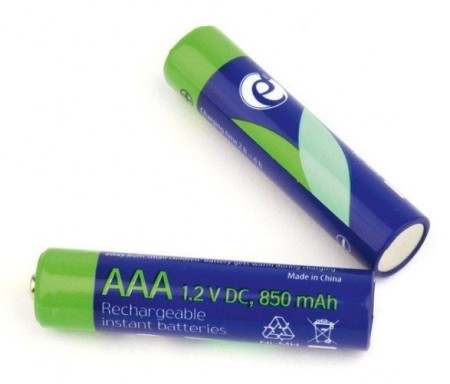Gembird EG-BA-AAA8R-01 AAA Punjive Baterije