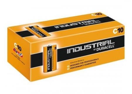 Duracell Industrial Tip C 1.5V Alkalne Baterije