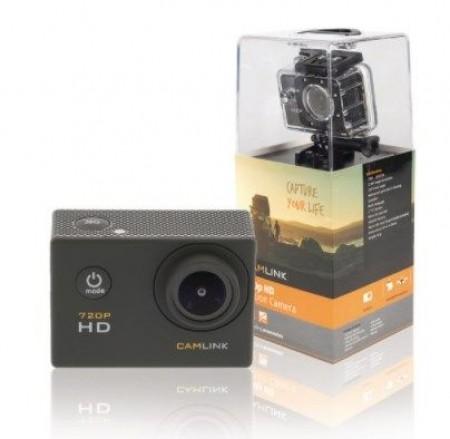 NEDIS CL-AC11 Camlink HD Akciona Kamera