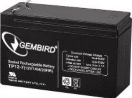 Gembird BAT-12V7.5AH Punjiva baterija 12V 7.5AH za UPS