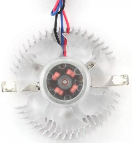 BARKAN x-VC-RD twinkling video card cooling fan