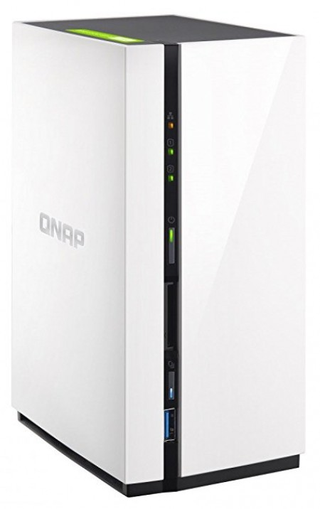 STORAGE QNAP NAS TS-228A Realtek RTD1295 4GB eMMC
