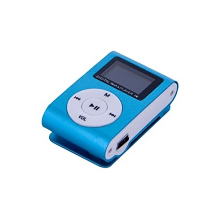 GIGATECH MP3 PLAYER GMP-03 blue