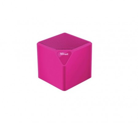 Trust Primo wireless bluetooth zvucnik pink