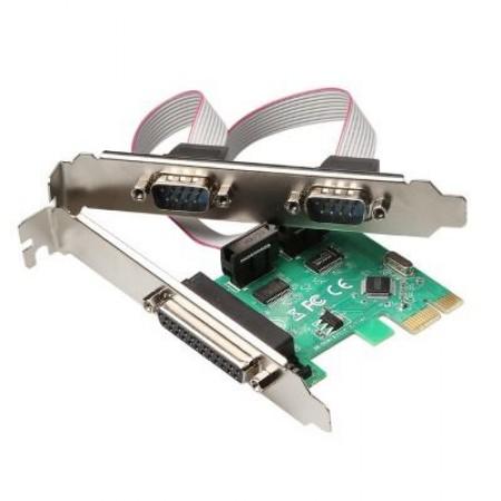 PCIE N-EXP1P2S 2S+1P Kontroler