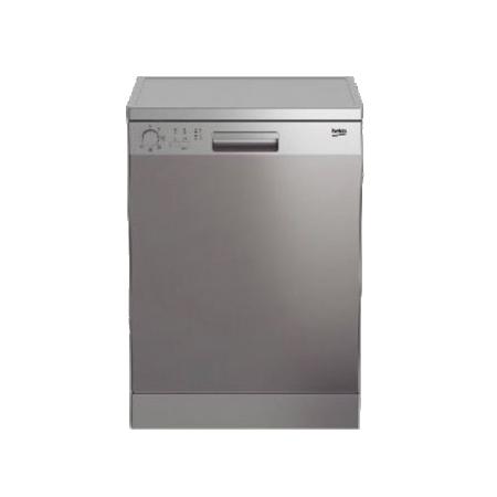 Beko DFN 05311 S samostojeća mašina za pranje sudova za 13 kompleta 59.8 x 58 x 60 cm