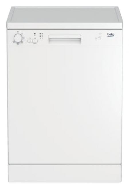 Beko DFN 05312 W samostojeća mašina za pranje sudova za 13 kompleta 59.8 x 85 x 60 cm