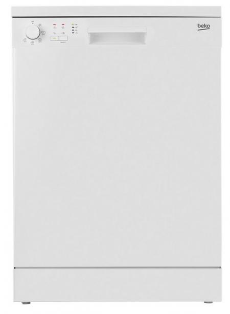 Beko DFN 05311 W samostojeća mašina za pranje sudova za 13 kompleta 59.8 x 85 x 60  cm
