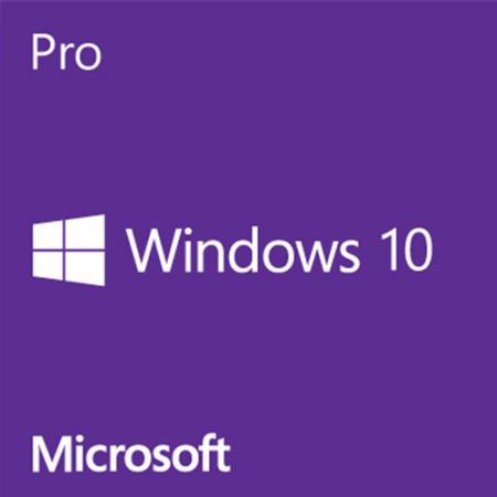 MICROSOFT (4YR-00257) Windows 10 Pro 64bit GGK Eng Intl