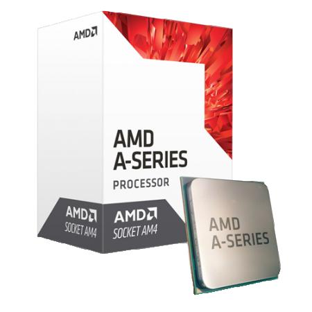 AMD AM4 A6-9500 2 cores 3.5GHz (3.8GHz) Radeon R5 Box