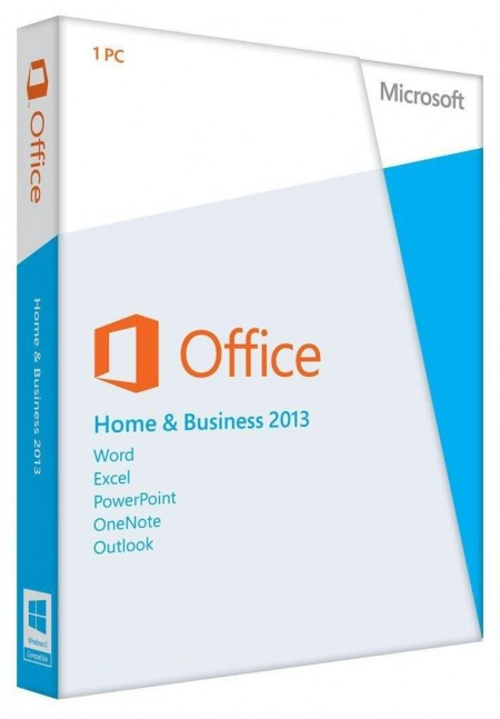 Microsoft OFFICE HOME AND BUSINESSS 2013 OEM/ger/WORD/EXCEL/POWERPOINT/ONE NOTE/OUTLOOK