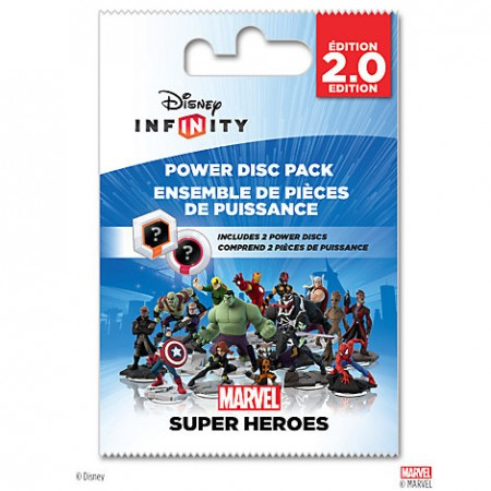 Infinity 2 Power Discs Pack Disney