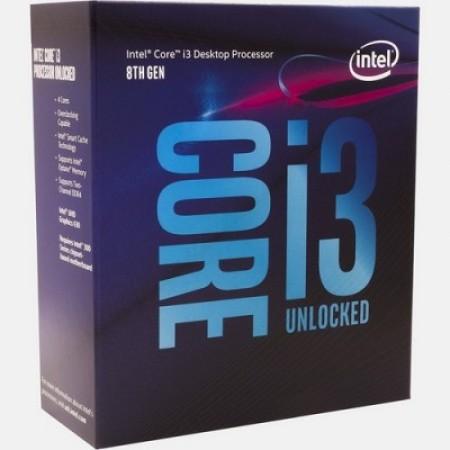 Intel Core i3-8350K 4.00GHz Box