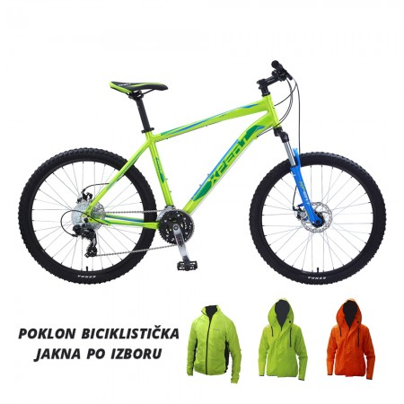 Xplorer (6033) Bicikl MTB Xpert Vertigo S6 26 21
