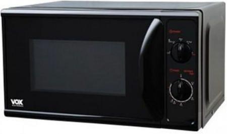 VOX MWH - M21 S 20l, Snaga mikrotalasa: 700 W, Crna boja