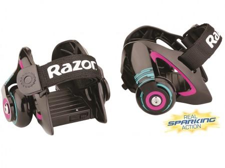 Razor (25073250) Jetts Heel Wheels - Purple