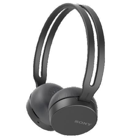 Sony WH-CH400B Bluetooth Slušalice Crne