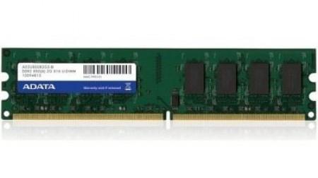 ADATA (AD2U800B2G6-B ) 2GB  800MHz DDR2