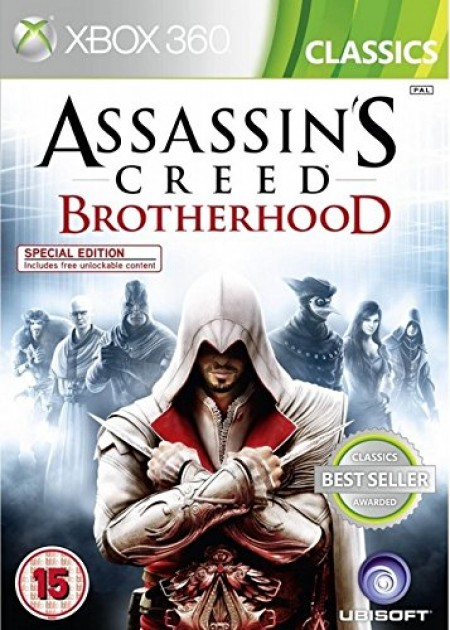 XBOX360 Assassins Creed Brotherhood