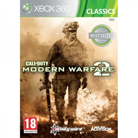 XBOX360 Call of Duty Modern Warfare 2 Classics (014002)