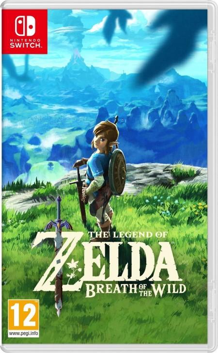 Nintendo Switch The Legend of Zelda - Breath of the Wild