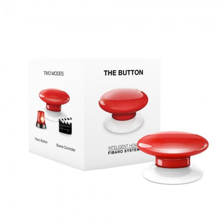 Fibaro The Button Red ( FGPB-101-3 )