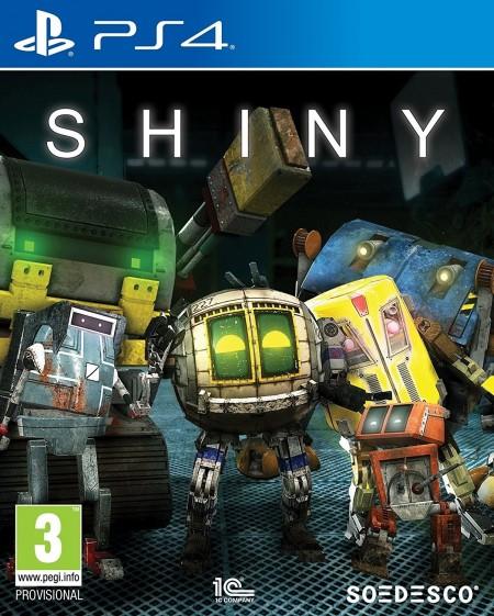 PS4 Shiny (029743)