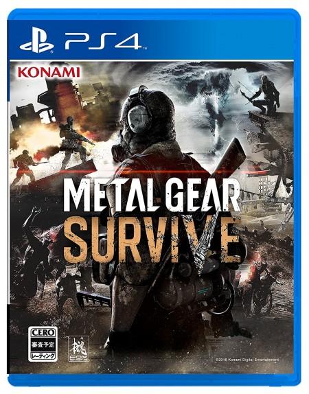 PS4 Metal Gear: Survive (029692)