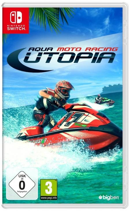 Switch Aqua Moto Racing Utopia (029322)