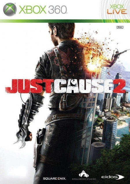 XBOX360 Just Cause 2 Classic