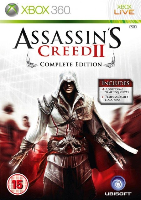 XBOX360 Assasins Creed 2 Complete Edition