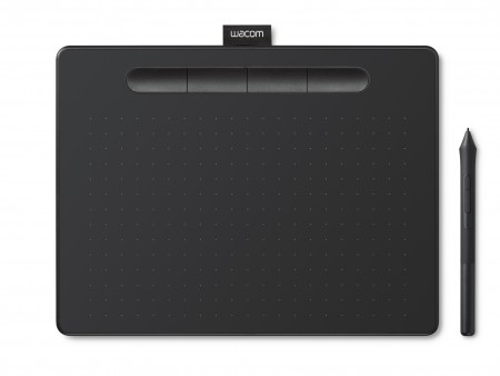 Wacom Intuos Comfort Plus PB M Black Grafička Tabla