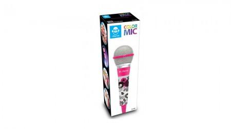 iDance CLM2 Microphone Pink