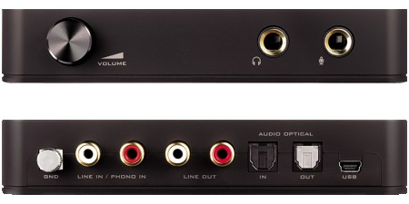 CreativeLabs (029432) Sound Blaster X-FI HD USB