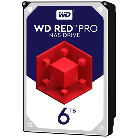 Western Digital (WD6003FFBX) 6TB Desktop HDD Red Pro