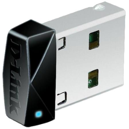 D-LINK DWA-121 Wireless N 150 Micro USB adapter