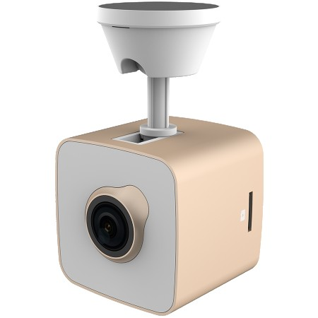 PRESTIGIO (PCDVRR530WGD) RoadRunner CUBE Zlatna Auto Kamera