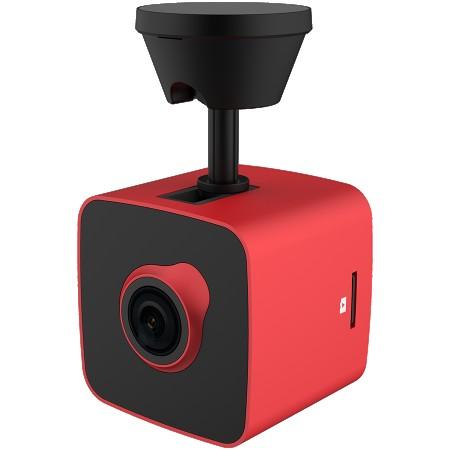 PRESTIGIO (PCDVRR530WRB) RoadRunner CUBE Crvena Auto Kamera