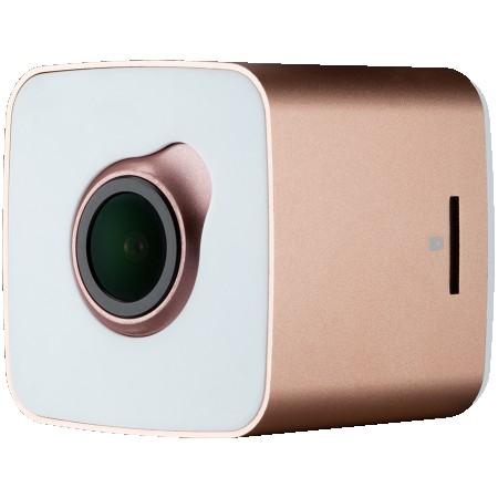 PRESTIGIO (PCDVRR530WRS) RoadRunner CUBE Rosegold Auto Kamera