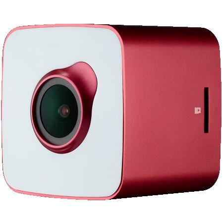 PRESTIGIO (PCDVRR530WRW) RoadRunner CUBE Crvena Auto Kamera