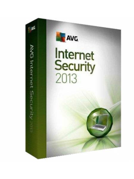 AVG Int.Sec. 2013 (2User) 1g