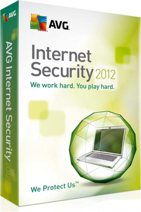 AVG Anti-virus Int.Sec. 2012 (1User) 1g